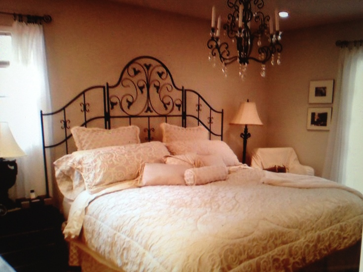 Metal King Headboards Wrought Iron Bed Headboards Queen: 17 Best Images About Wrought Iron On Pinterest