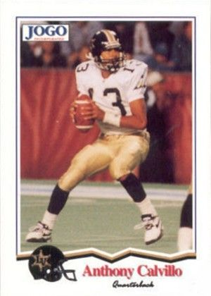 1994 Anthony Calvillo - Las Vegas Posse