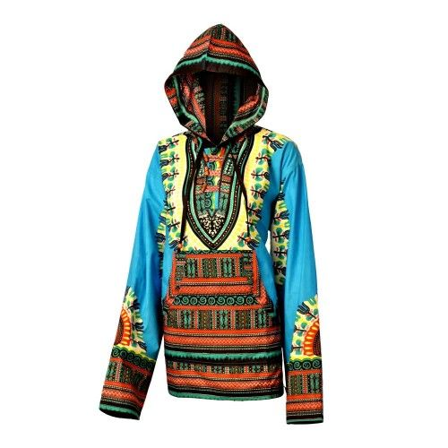 Dashiki hoodie available in all colors and sizes 45$