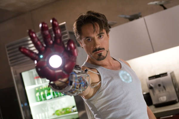 Iron Man Hand & Lights Tutorial