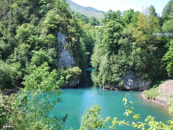 Gorges de Kakuetta à Sainte-Engrâce (64) - PAYS BASQUE