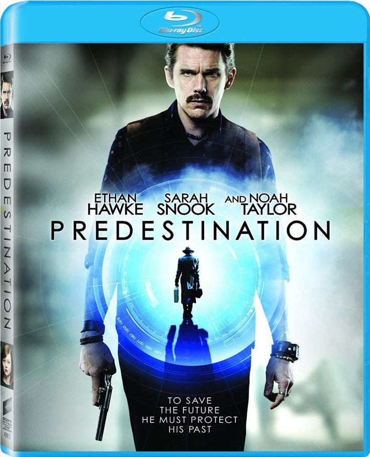 Blu-ray review for the time travel thriller Predestination, starring Ethan Hawke, Sarah Snook, and Noah Taylor.