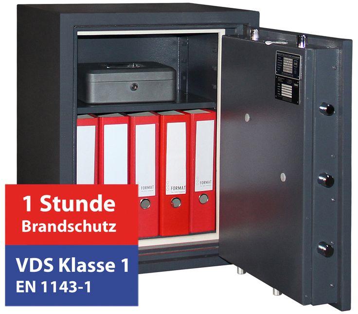 Feuerschutz Brandschutz Tresor Paper Star Light Pro 1 kaufen und bestellen bei eisenbach-tresore.de