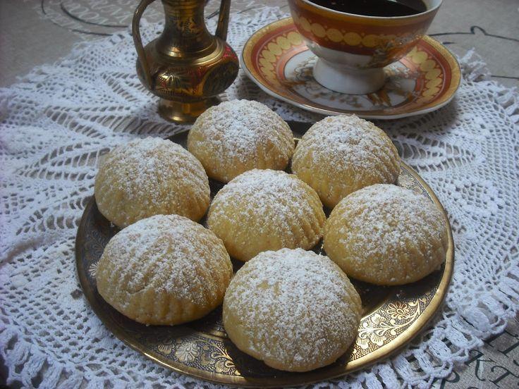 Maamoul con nueces (pastas típicas oriente medio)