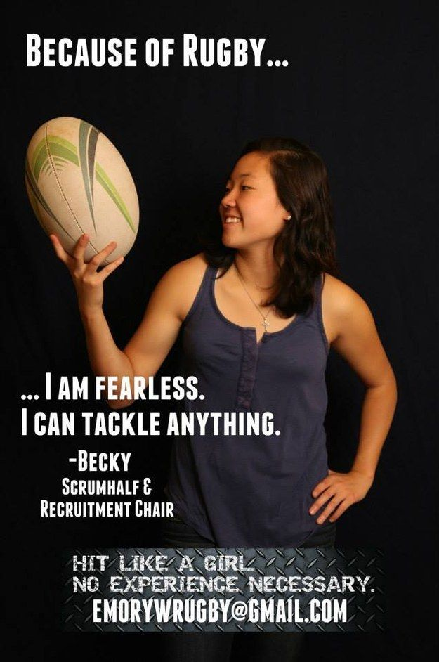 """It encourages us to be strong in a culture that tells us to be delicate. It teaches us how to improve the bodies we have, and not suffer for the bodies that society wants."" 