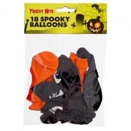 We have a great range of balloons for your Halloween event, we offer foil, latex, as well as a selection of accessories, including bubbles, table centre pieces, party poppers, tinsel, lights and so much more to complete the party!