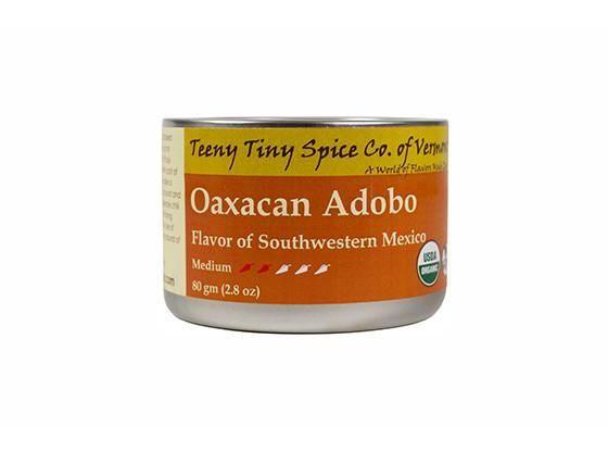 Organic Oaxacan Adobo by Teeny Tiny Spice Company