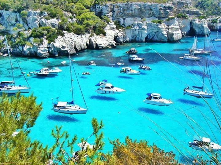 Paxi, Greece