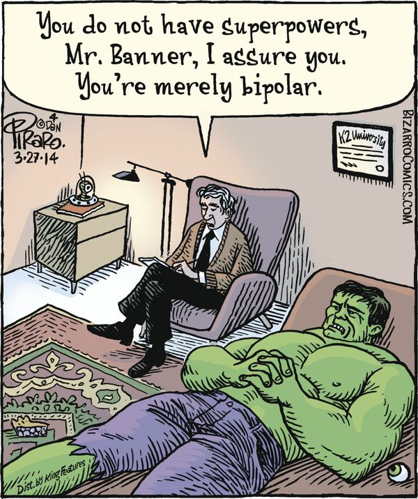 Bizarro for 3/27/2014 | Bizarro | Comics | ArcaMax Publishing
