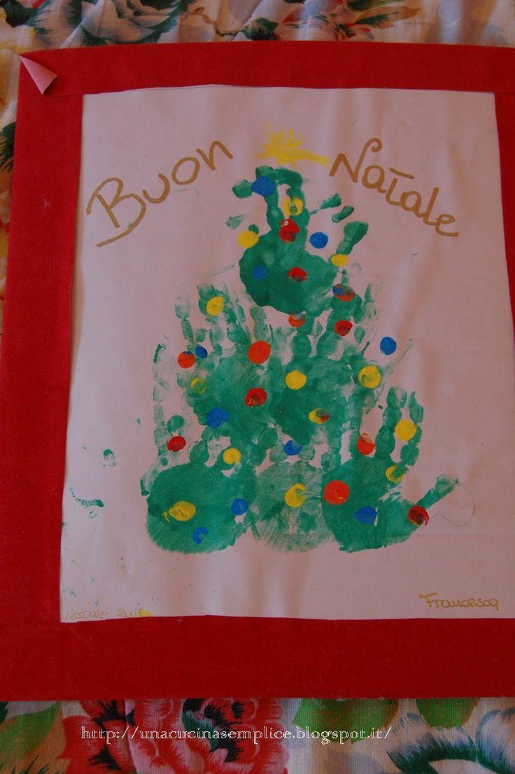Tante piccole idee realizzare: L'albero di Natale
