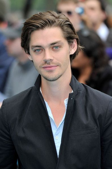 TOM PAYNE (English actor) - I love his eyes! #dermedicus #thephysician