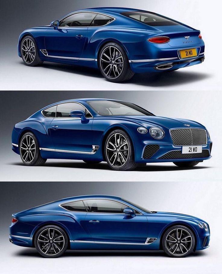 "49 Likes, 1 Comments - KSA (@karginsergey) on Instagram: ""New Bentley Continental GT Engine: W12 6,0 L Power: 635 h/p 0-100 km/h: 3,7 sec…"""