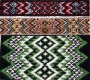 Waharua Kopito  Maori Taniko Patterns