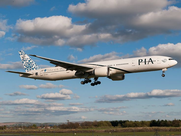 Pakistan International Airlines – PIA Boeing 777-340/ER