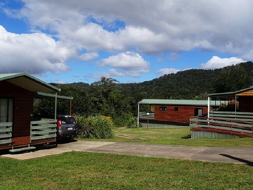 Our one and two bedroom self contained cabins feature breathtaking views, covered parking and reverse cycle air conditioning - ideal to quickly warm your accommodation on those cold nights!  Reasonable nightly rates starting from just $ 120.00 per night (single/couple).  Visit web site.... #Mountains #Eungella #Mackayregion
