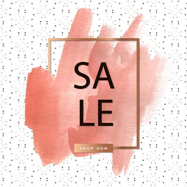 Watercolor Shopping Sale Card Sticker Label Price Png And Vector With Transparent Background For Free Download In 2021 Logo Online Shop Floral Logo Design Shopping Sale