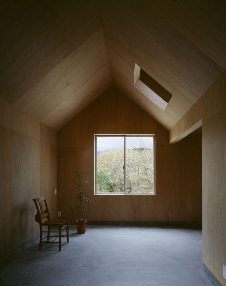 House in hieidaira,© Satoshi Shigeta