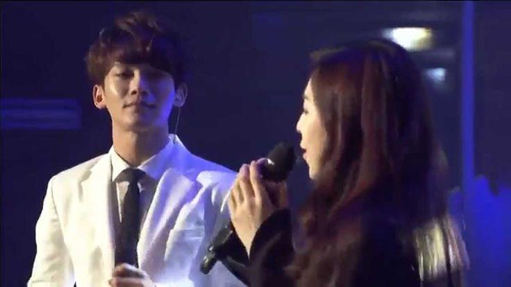 150115 Golden Disk Awards 골든디스크 EXO 첸 웬디 Chen Wendy Endless Love