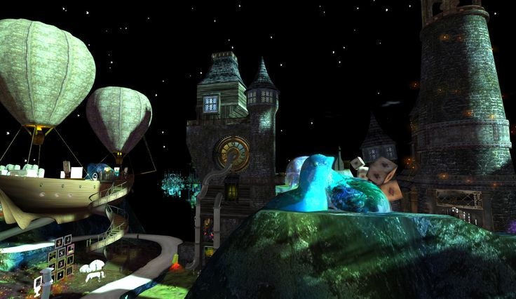 https://flic.kr/p/GNeMgW | Fantasy Faire 2016 | Visit this location at Tinker's Hollow Sponsored by Epic Toy Factory in Second Life