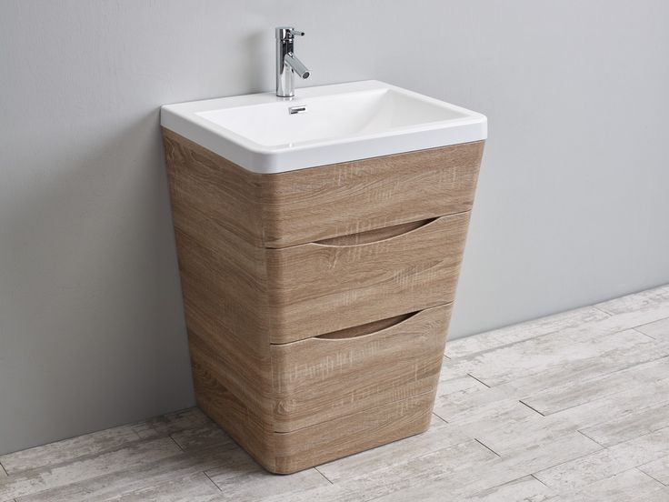 Eviva Victoria 32″ White Oak Modern Bathroom Vanity with White Integrated Acrylic Sink Eviva Victoria 32″ White Oak Modern Bathroom Vanity with White Integrated Acrylic Sink is one of the best transitional designs in the bathroom vanities. The white integrated acrylic sink provides the vanity with a stunning transitional look that modifies the beauty of every bathroom. Category: Bathroom Vanities, bathroom vanity. Price Includes: -Bathroom Cabinet -Vanity Top (Sink). Register to see the Pric