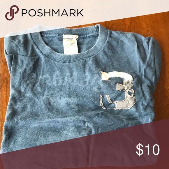 Abercrombie Men's T-shirt Abercrombie Men's T-shirt Abercrombie & Fitch Shirts Tees - Short Sleeve