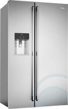 690l electrolux side by side fridge ese6977sf