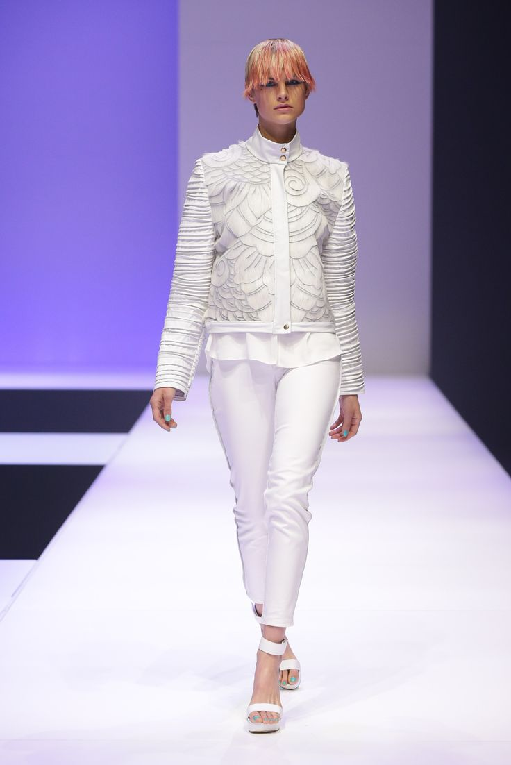 #MSFW Emerging Runway 1 Designer: Rochelle Gregory Image by Lucas Dawson Photography