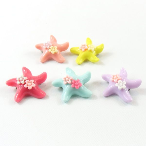 Spilla Starfish