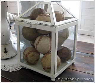 Pinning this for @Bevin Young Young Young Young Tabor!!  Baseball home decor