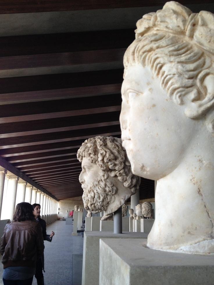 Museum of Ancient Agora | November 2012