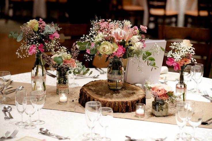 Beautiful Rustic Tables