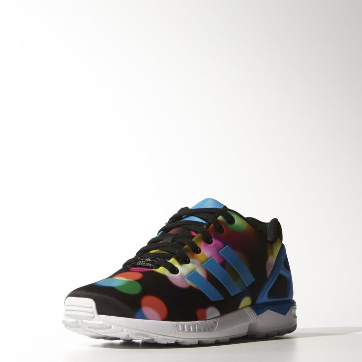 adidas ZX Flux Weave Shoes - Night Flash | adidas US