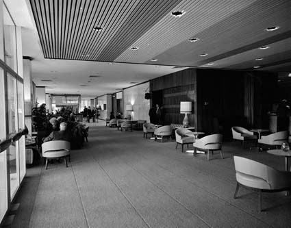Southern Cross Intercontinental Lobby Neal Prince