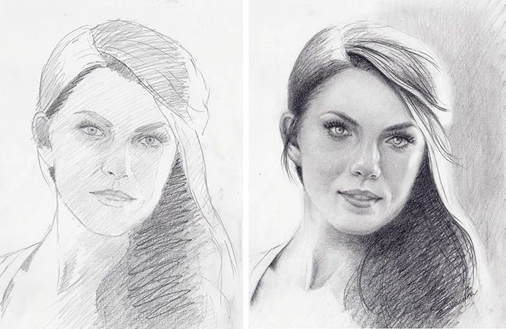 Every drawing journey begins with the basics. Start your artistic adventure by practicing four key drawing techniques that every beginner should know, from shading to mark-making.