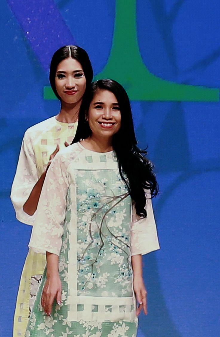 Vietnam Fashion Week SS16 - Ready to wear. Designer: Minh Minh. Photo: Cao Duy