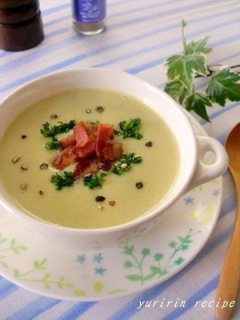 豆乳スープでカロリーオフ!豆乳ベースのお野菜スープレシピまとめ ... 1.春キャベツの豆乳ポタージュ