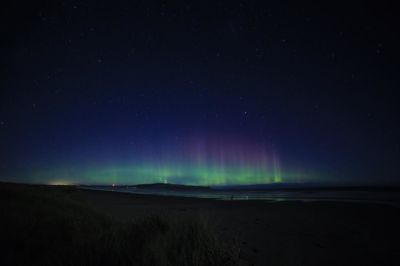 Currently just chilling with some #AuroraAustralis #mysouthland #metservicenz