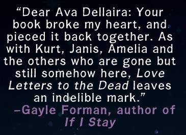 25 best Love Letters to the Dead images on Pinterest