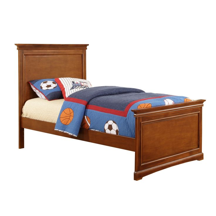 Bolton Cambridge Panel Bed with Headboard and Footboard