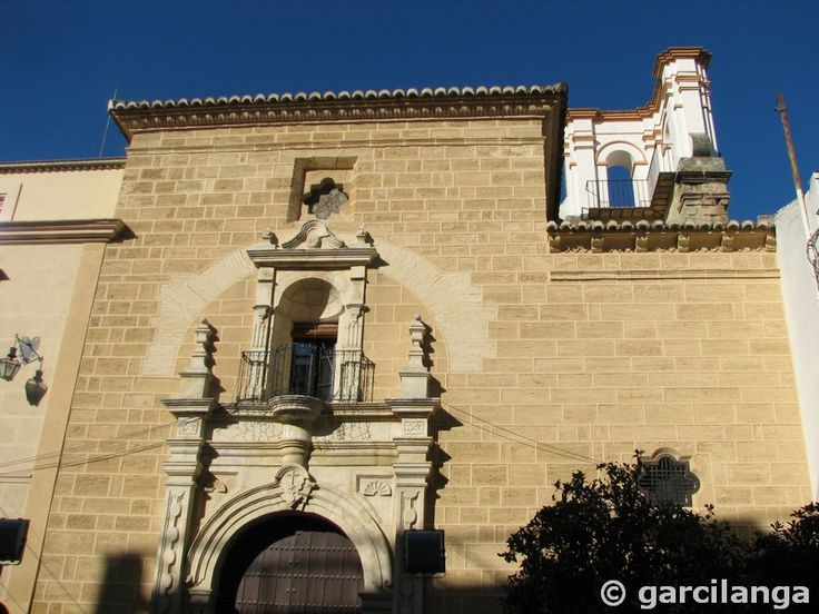 Iglesia del antiguo Hospital San Juan de Dios / Ayuntamiento de Montilla