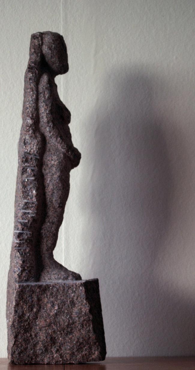 The WoMan/HuMan (04) by ~MariusEnganJohansen on deviantART