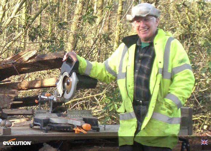 Big Firewood Cutter