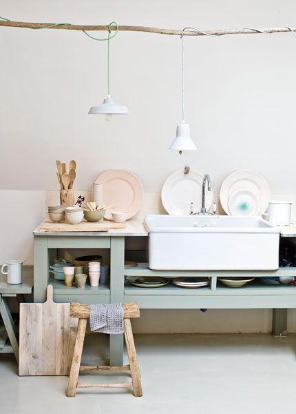 Living inspiration - kitchen  dining
