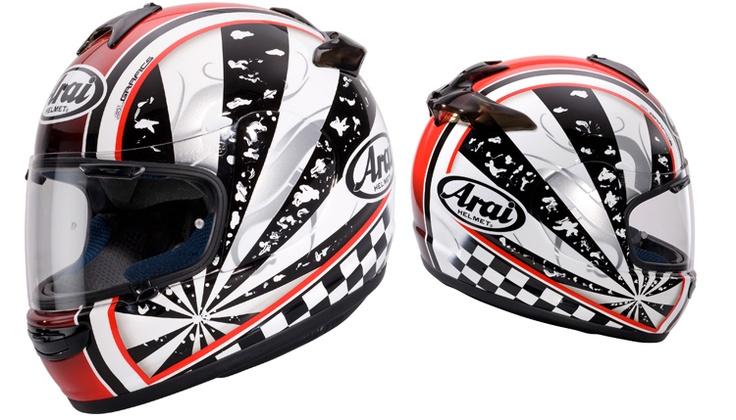 Chaser-V designs | Arai Helmet