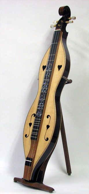 30th Anniversary Custom Rosewood Dulcimer | Blue Lion Instruments