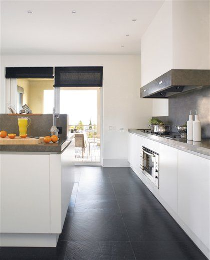 Suelos cocinas modernas buscar con google deco cocinas pinterest search - Suelos para cocinas modernas ...