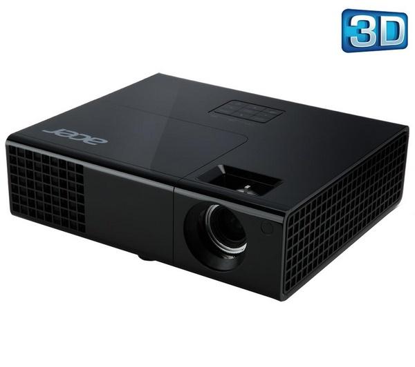 279€ Acer Videoprojecteur 3d X111