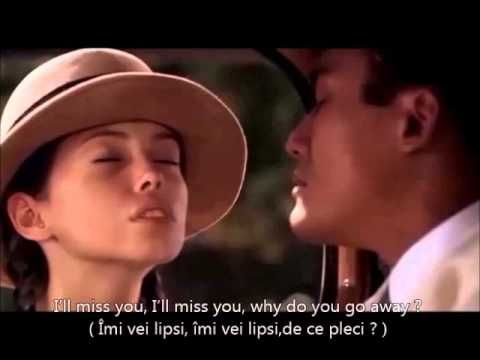 Josh Groban feat. Joshua Bell - Mi Mancherai -English lyrics ( Traducere...