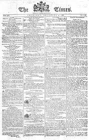 Primeira Publicação do Jornal Times