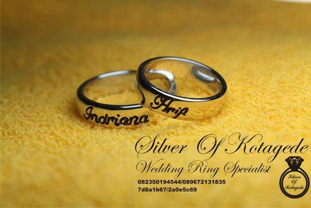 cincin kawin ukir nama